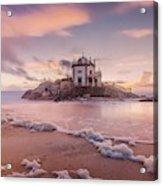 Miramar Beach Chapel Acrylic Print