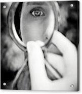 Mirror Reflection Acrylic Print