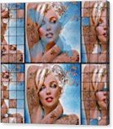 Mm Diva 127 Six Acrylic Print