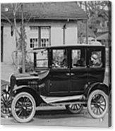 Model T Ford Acrylic Print