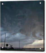 Moderate Risk Bust Chase Day 017 Acrylic Print