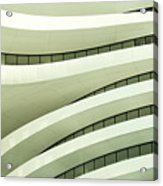 Modern Architecture Acrylic Print