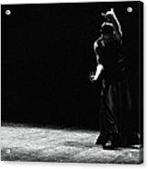 Modern Flamenco Acrylic Print