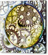 Monocle Machinery Acrylic Print