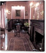 Moody Mansion Study Acrylic Print