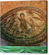 Mosaics Of Mausoleo Acrylic Print