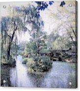 Mossy Lake Acrylic Print
