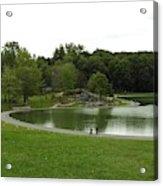 Mount Royale Parc Acrylic Print