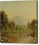Mount Washington Acrylic Print