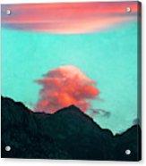 Mountain Daybreak Acrylic Print