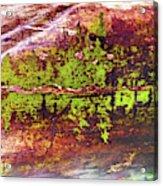 Mountain Lake Reflections 300 Acrylic Print