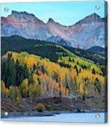 Mountain Trout Lake Wonder Acrylic Print