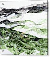 Mountains At Shenadoah 2 201901 Acrylic Print