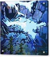 Mt. Shuksan, North Cascades National Park, Whatcom County, Wa Acrylic Print