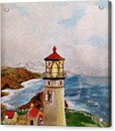 My Lighthouse Acrylic Print