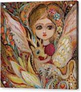 My Little Fairy Selma Acrylic Print