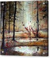 Mystic Forest Acrylic Print