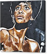 Nancy Wilson Acrylic Print