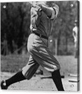 National Baseball Hall Of Fame Library Acrylic Print