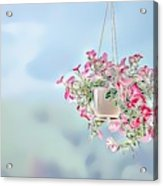 Naturalness And Flowers 43 Acrylic Print