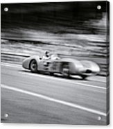 Need For Speed Acrylic Print