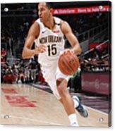 New Orleans Pelicans V Atlanta Hawks Acrylic Print