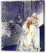 New Yorker April 20th 1946 Acrylic Print