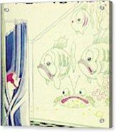 New Yorker December 4th 1943 Acrylic Print