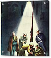 New Yorker January 30th 1943 Acrylic Print