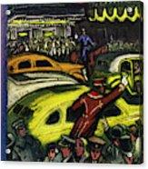 New Yorker November 20th 1943 Acrylic Print
