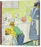 New Yorker November 24, 1951 Acrylic Print