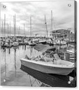Newport Rhode Island Harbor Acrylic Print