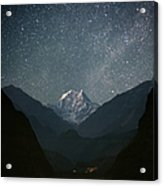 Nilgiri South 6839 M Acrylic Print