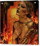 No Escape Acrylic Print