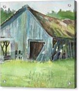Northern State Farm, Skagit Valley Acrylic Print