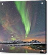 Norway Sky Acrylic Print