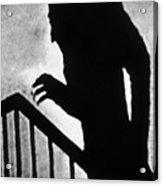 Nosferatu The Vampire Acrylic Print