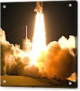 Now Is The Time To Launch Acrylic Print