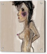 Nude 46 Acrylic Print