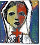 Nurse Acrylic Print