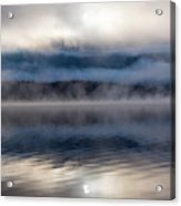 Obscured By Clouds Acrylic Print