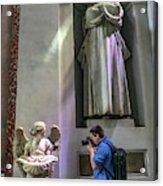 Observers Acrylic Print