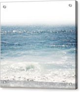 Ocean Dreams- Art By Linda Woods Acrylic Print