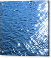 Ocean Glimmer Acrylic Print