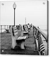 Ocean Grove Pier 2 Acrylic Print