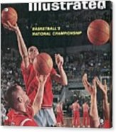Ohio State Jerry Lucas... Sports Illustrated Cover Acrylic Print