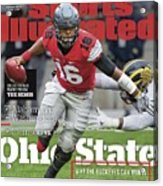 Ohio State Why The Buckeyes Can Win It, 2016 College Sports Illustrated Cover Acrylic Print