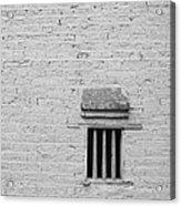 Old Prison Acrylic Print