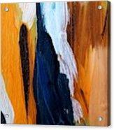 Orange #6 Acrylic Print