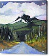 Oregon Road Trip Acrylic Print